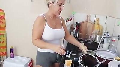 Cameltoe wife