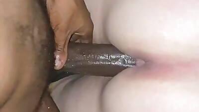Cougar cumming all over BBC