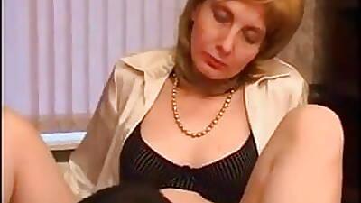 Of age sob sister pleasures her boss