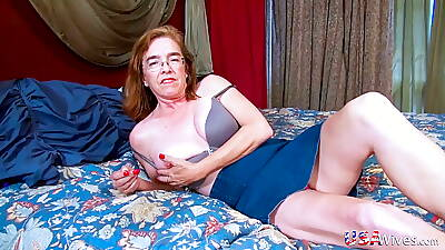 USAWIVES – Compilation Be required of Mature Queens Be required of Blandishment