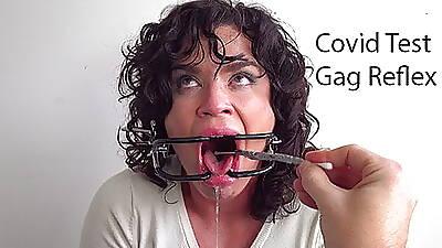 Covid Estimate Gag Reflex