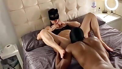 Hotwife masked added to shared with bbc