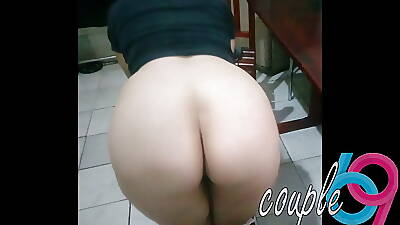 handjob and cumshot on every side mouth on every side big ass milf