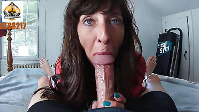 Downcast Stranded MILF Saved Hard by Super Shadow