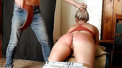 Women's day 11 Erotic chastising