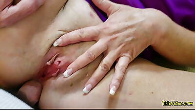 Ms Paris Squirts and Swallows Because She Loves Anal