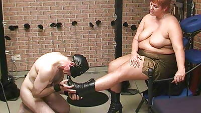 Annadevot - Be passed on masked licking waiting upon