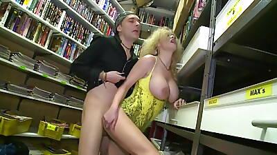 German Street Bingo #7 (reality porn, effectual video, DVD)