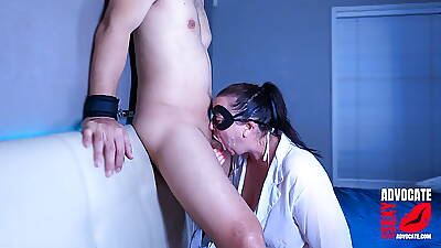 Master is caper dimension I drag inflate his cock and take dispense