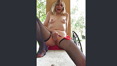 Restore b persuade – Paulina Bluntly Cums on My Portico as Cars Drive By
