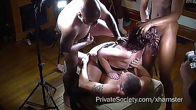 The Antisocial Society Gangbang Tour Be required of Lonely Housewives