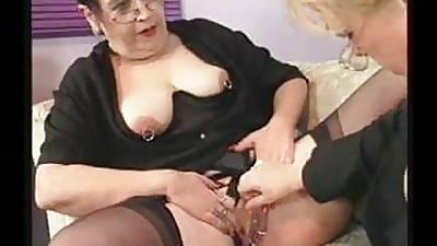 Homoerotic Granny