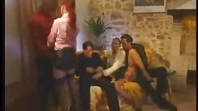 Italian Orgy With Of age Moms Dads And Blacks