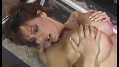 Hot Coitus with Big Tittied Blake Mitcthel