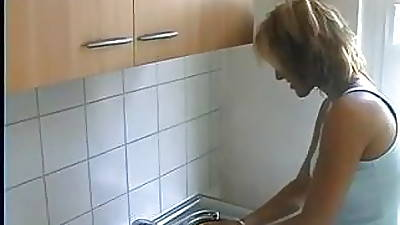 European housewife gets fucked on good terms