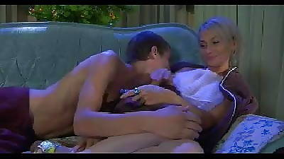 HOT Jocular mater n147 blonde russian adult milf and a schoolboy