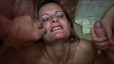 FRENCH MATURE 24 anal mature mummy milf 4 ragtag double pen