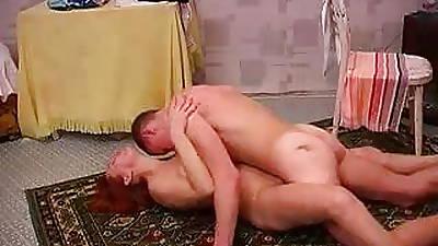 REDHEAD RUSSIAN Mama & Lady