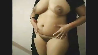 sexy INDIAN Silver-tongued BHABHI ribbon