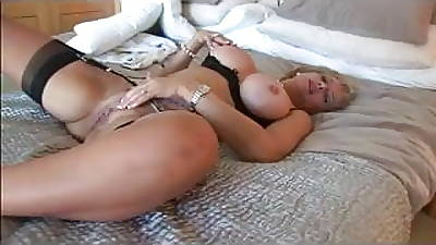 Busty Milf Strips Rainfall Plays Fingers Dresses coupled with Goes Out