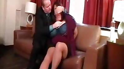 Elane Hershey ricochet and gagged