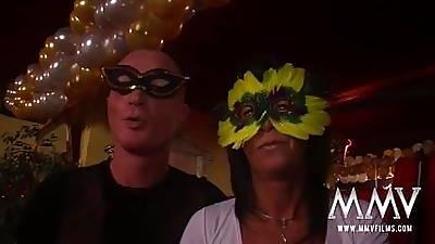 MMV Films Unpredictable intensify German swinger party