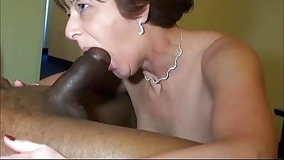 Mature Loves Her Black Realized Sausage