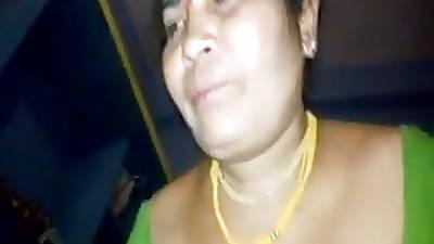 Desi matured aunty