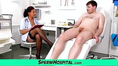Perverse granny be fond of Linda doctor lawsuit cfnm
