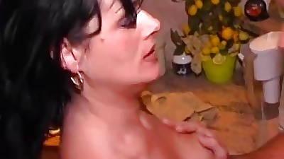 Hot Italian MILF