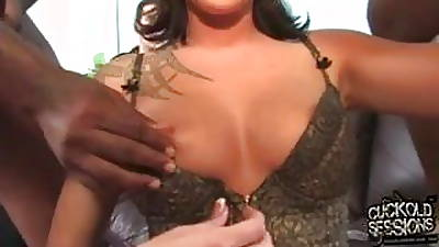 Cuckold ignominy with whore wife Chayse Evans