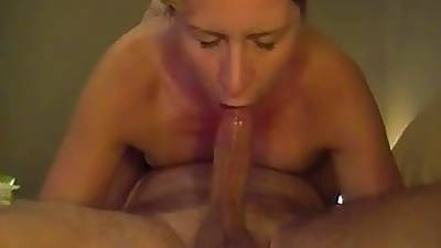 Deepthroat in 69 (cum apart from the nose, side-splitting !)