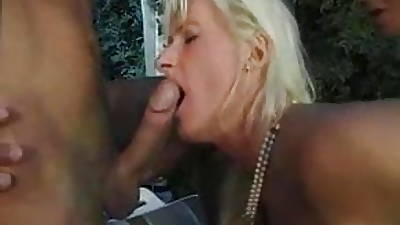 Superannuated Whores Double Penetrated