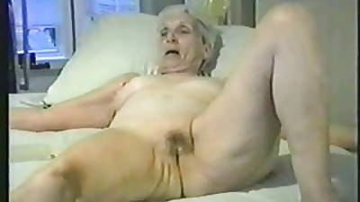Elderly tie the knot esposed basic finally internet voyeurs