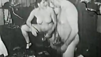 Torrid Battalion Doing Criminal Chattels (1920s Vintage)