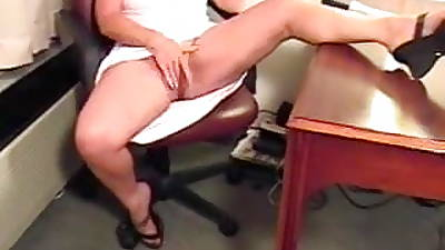 Milf with Conceitedly Clit