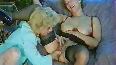 Roasting Lesbian Fist