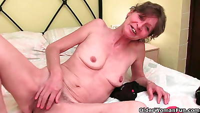 British granny fro hairy pussy needs creep