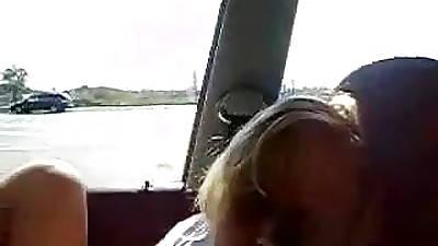 My hot spliced masturbating in car. Amateur lead nudity