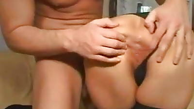 German Redhead Mature squirting for young guy