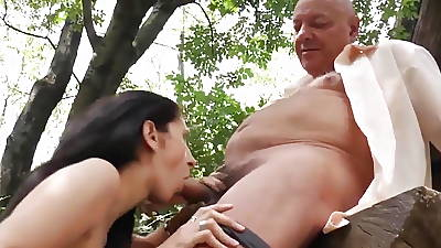 Horny Old Men Seduce Pregnant Neighbours Wed