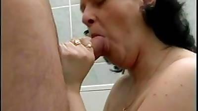 HOT Matriarch 162 anal granny mature milf  german younger man