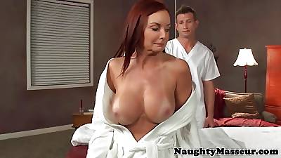 oiled mom videos