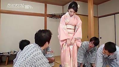 asian geisha mere overwrought dudes