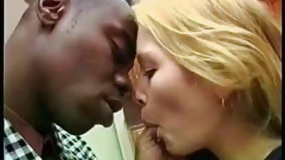 Vintage Interracial - Sean Michaels & Lee Ann