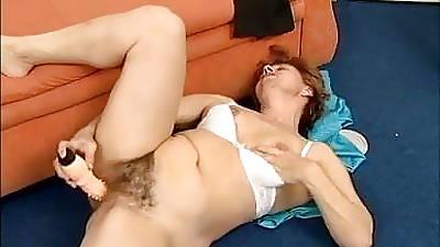 Grannys soft pussy matchless
