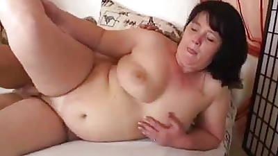 Older chubby brown masturbating together to fucking to young