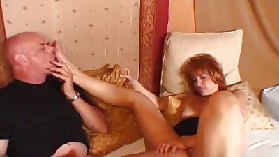 Hot Matured Redhead Cougar Calliste
