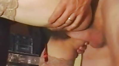 Second-rate Hairy Mature Fuck With Anal