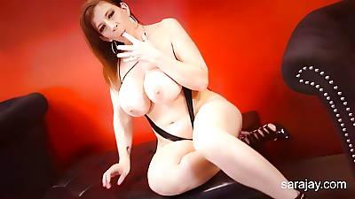 Big Teat Squirting Stripper Sara Jay